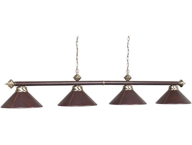 4 light fixture ceiling ram gameroom products leather light game room lighting billiard table lights and accent u003e