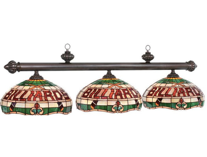 Theme Pool Table Lights