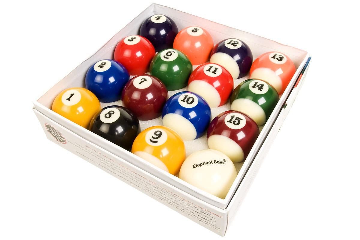 Billiard Balls Pool Balls And Snooker Balls