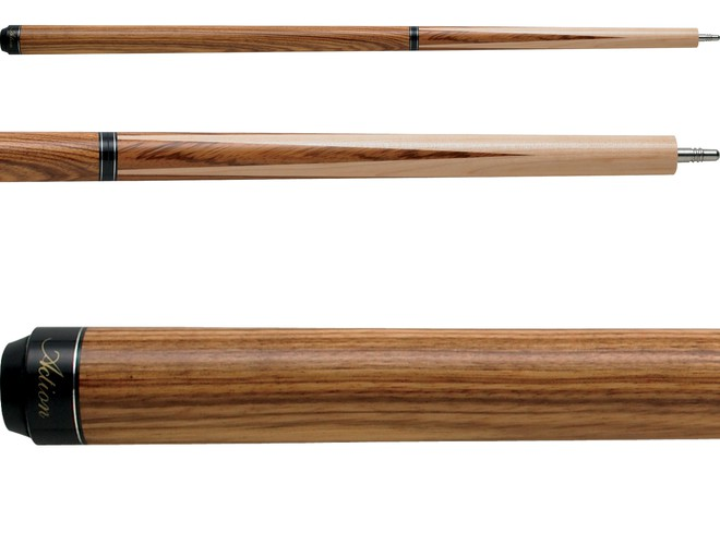 Action zebrawood break jump cue - Action pool cue cases ...