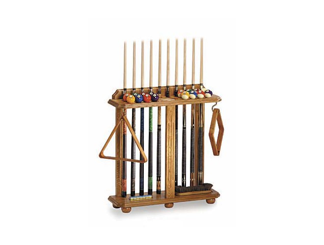 The Level Best Floor Cue Rack Billiards Com