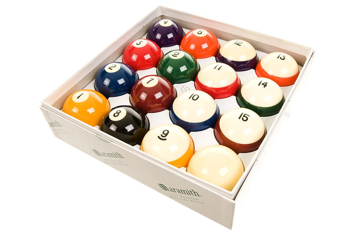 Crown Pools Inc: Aramith Crown Standard Ball Set