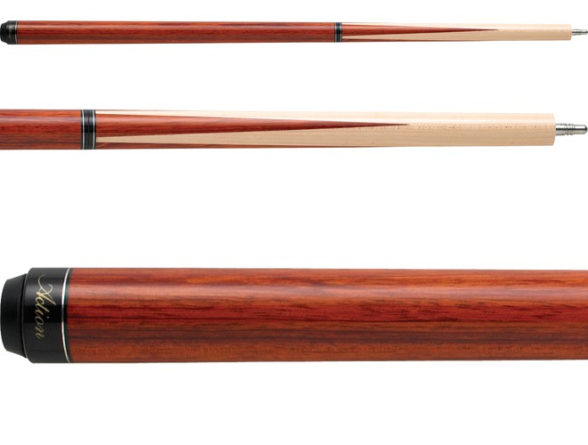 Action rosewood break jump cue - Action pool cue cases ...